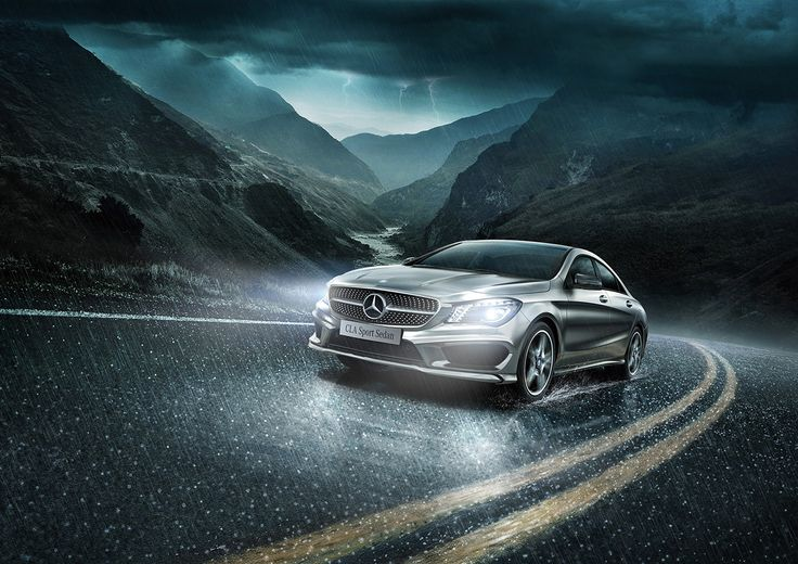 Mercedes-Benz CLS - CGCars | CGCars