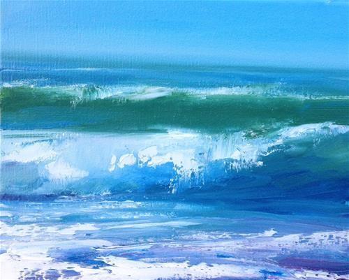 """""""Original 8 x 10 Oil Painting"""" - Original Fine Art for Sale - ©Whitney Knapp"""