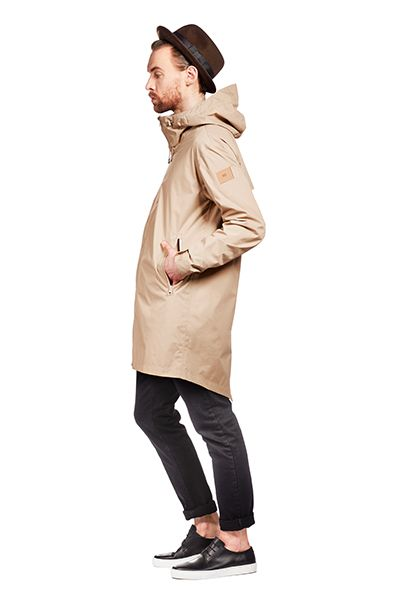 Makia Raincoat.