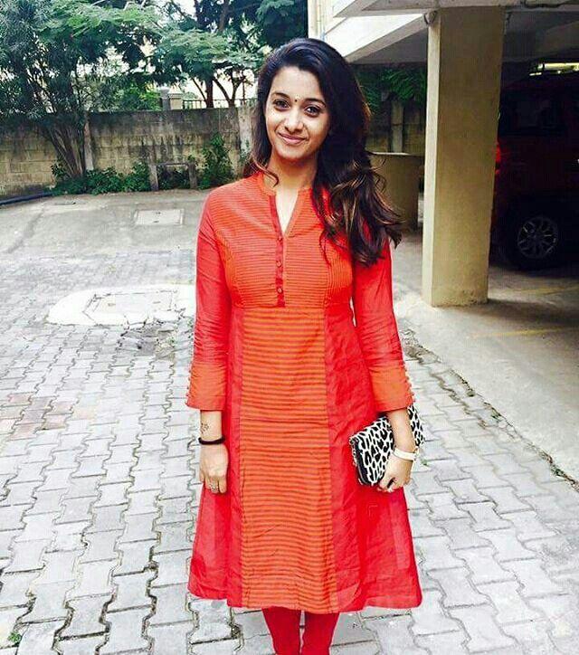 #PriyaBhavaniShankar In #red#Salwar