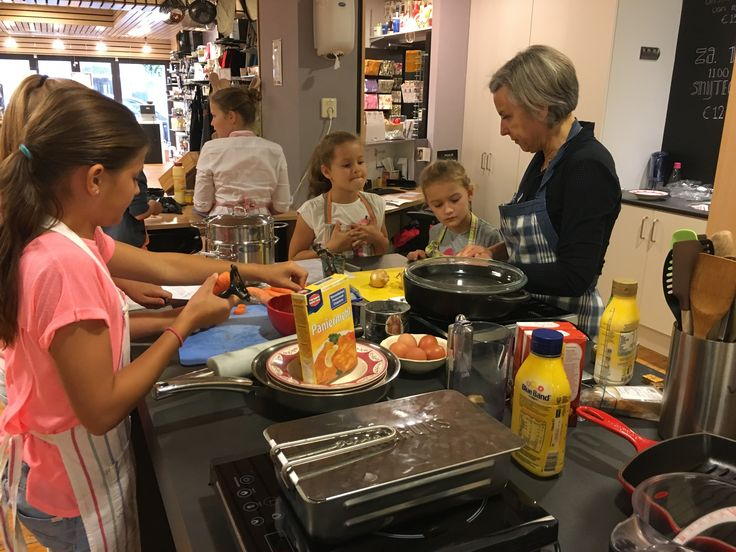 Kinderkookworkshop 17-10-2017 Mimi koken en tafelen.
