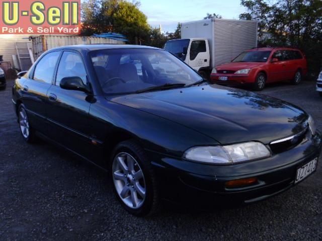 1997 Ford Telstar Radisich for sale | $5,500 | https://www.u-sell.co.nz/main/browse/27706-1997-ford-telstar-radisich-for-sale.html | U-Sell | Park & Sell Yard | Used Cars | 797 Te Rapa Rd, Hamilton, New Zealand