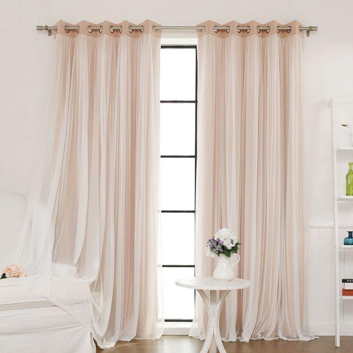 The 25+ best Bedroom curtains ideas on Pinterest Window curtains - curtain ideas for bedroom