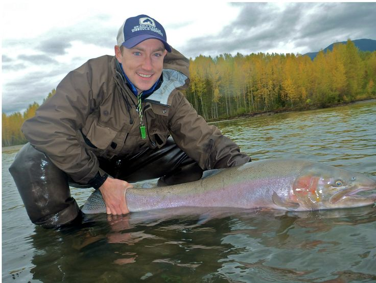 Nass River Heli Steelhead Fishing- Nass River - Pesqa