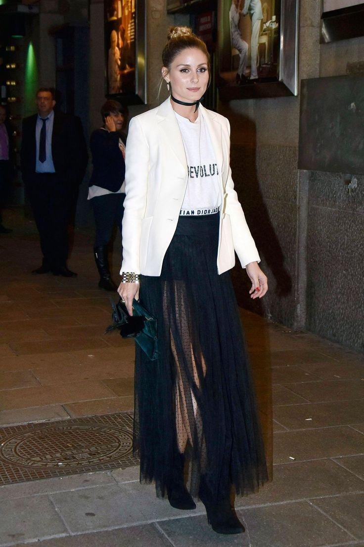 Olivia Palermo in Christian Dior - Madrid - October 26 2016