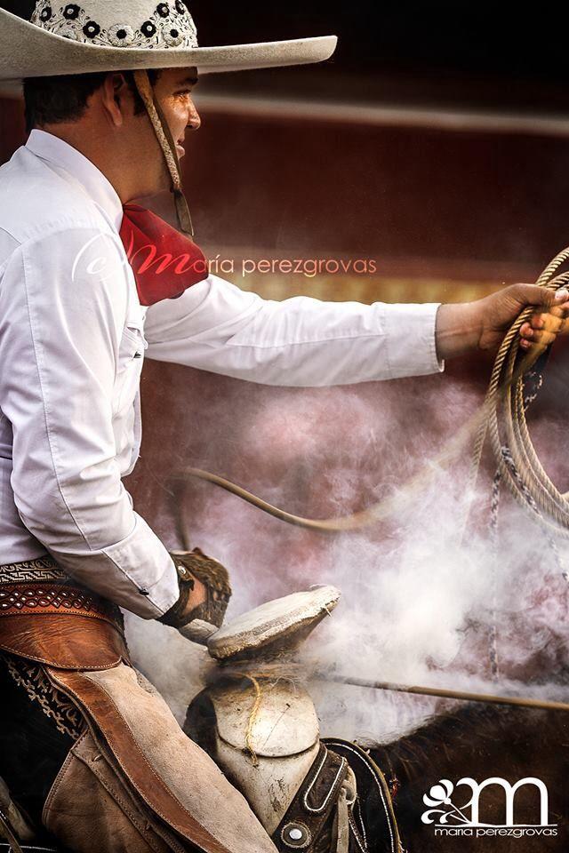 Charreria, tradición mexicana.