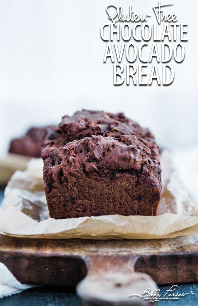 Gluten Free Chocolate Zucchini Bread Recipe Recipe Gluten Free Chocolate Fun Baking Recipes Chocolate Bread
