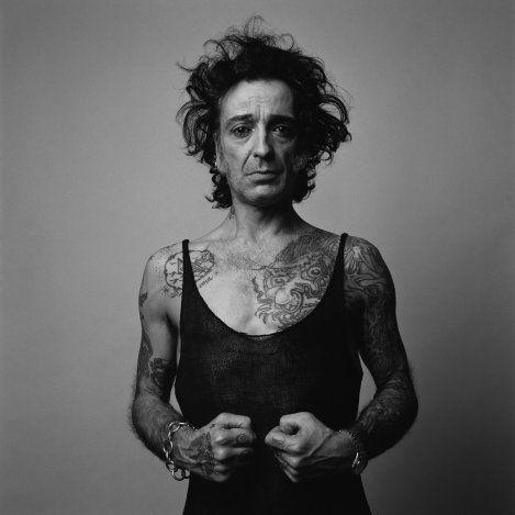 Autorretrato. Mi lado femenino, Alberto García-Alix, 2002