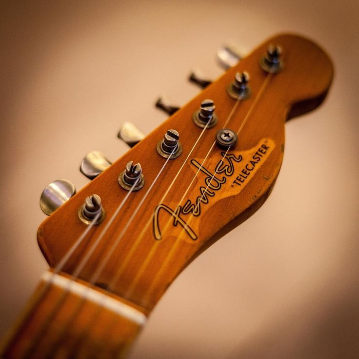 A good headstock is a good start. @fendercustomshop #fender #telecaster #customshop #guitarporn #headstock #musicisourpassion #