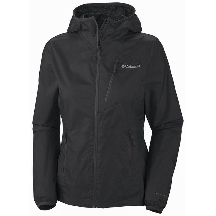 Columbia Sportswear Trail Drier Windbreaker Jacket (For Women)
