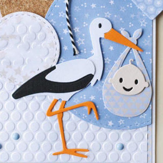 Птица w/Детские птица металлические головоломки резки умирает Трафарет DIY скрап-альбом крафт-бумага карты декор тиснением папку шаблон