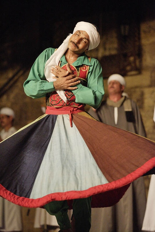 "Whirling dervish... ""We come spinning out of nothingness, scattering stars like dust"" ~ Rumi"