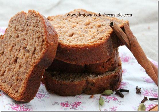 pain d'epice au miel de sophie simple, sympathique et rapide fait pour marché de Noël écoles 2013