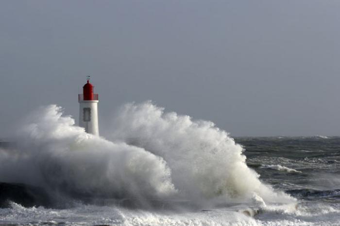 Tempete, Bretagne