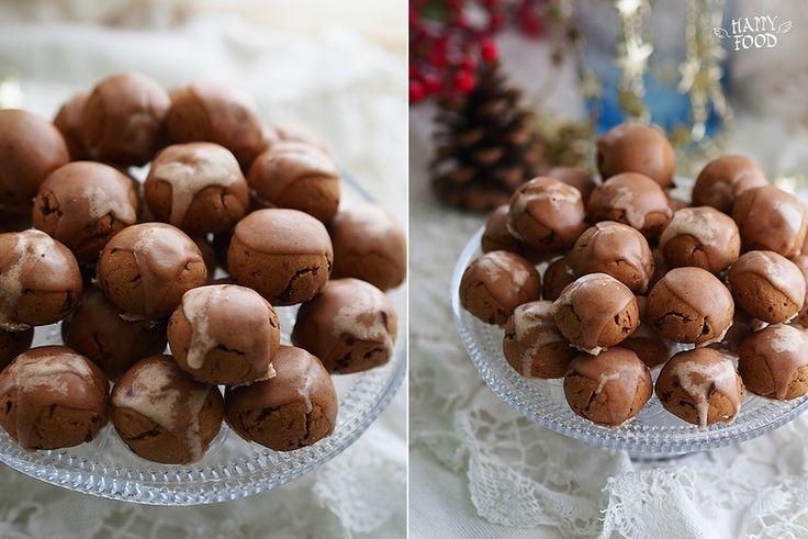 Сегодня будем готовить традиционные печенюшки. Маленькие, ароматные и храниться могут 2-3 недели - идеальные в праздничный период: 200 г муки 100 г миндаля 1 ст/л…
