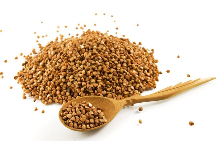 Buckwheat: fibre-rich antioxidant, may lower blood sugar, blood pressure and cholesterol.