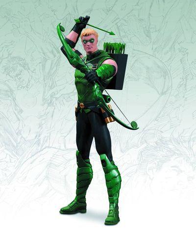 DC Comics The New 52 Green Arrow Action Figure