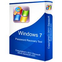 25% Off - Daossoft Window 7 Password Recovery Tool. Window 7 Password Recovery Tool recover forgotten windows 7 password. Click to get Coupon Code.