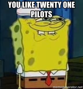 twenty one pilots memes - Google Search