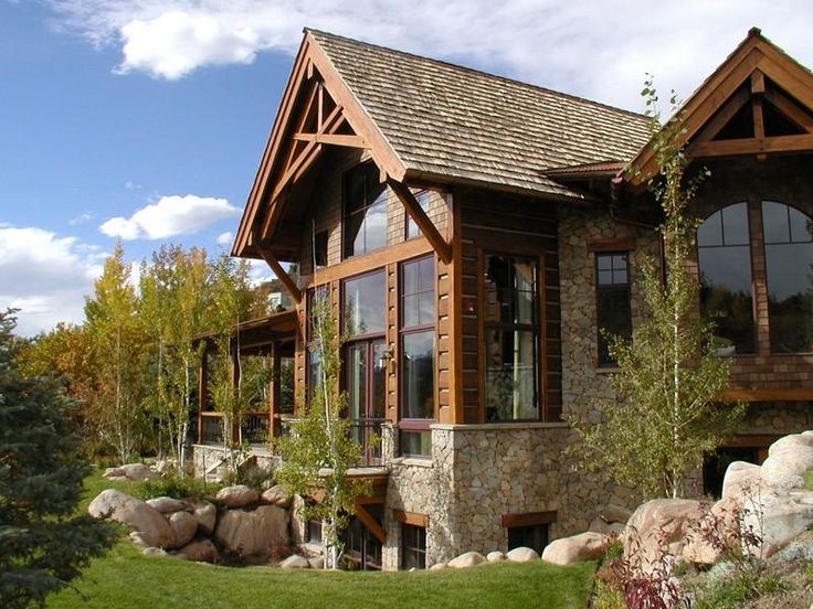 78 Best Ideas About Colorado Mountain Homes On Pinterest