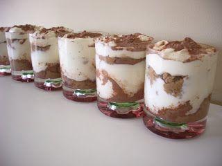 Postreadicción galletas decoradas, cupcakes y cakepops: Trifle de tiramisú