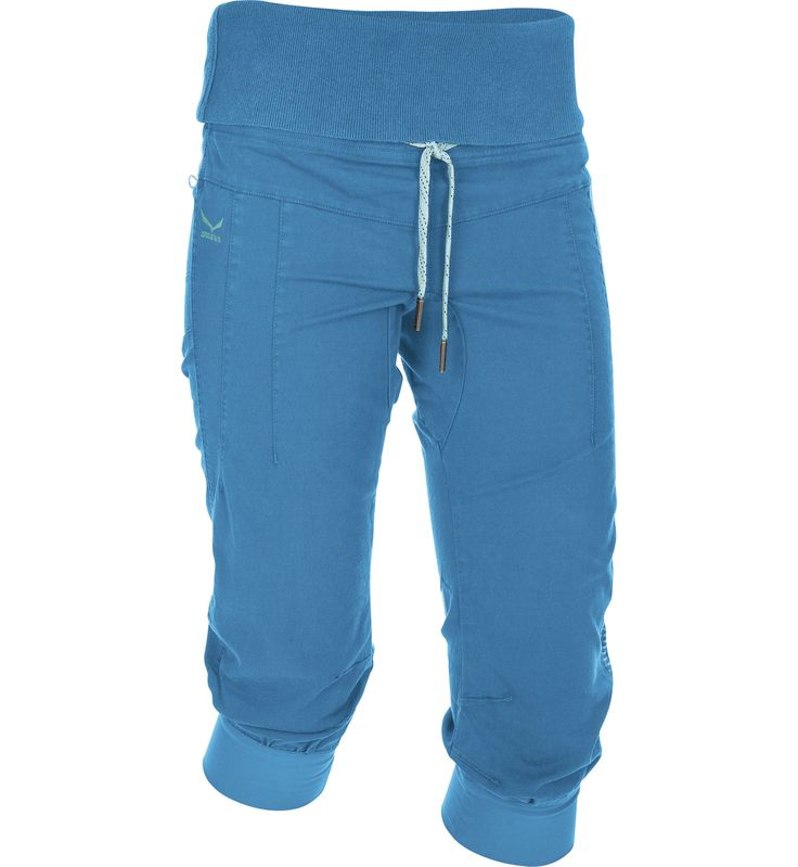 Salewa Calanques 2.0 pantaloni corti arrampicata donna, Reef