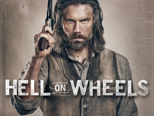 If you're a manly man (and I know you are), Hell On Wheels is heaven on television. Just the body count alone is enough to keep the testosterone levels coursing through your veins. A fact your lady friends will not be able to get enough of. So much for those little blue pills.
