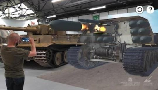HoloLens + World of Tanks hands-on: A rollout worth engaging: Finder goes hands-on with Wargaming's World of Tanks HoloLens experience and…