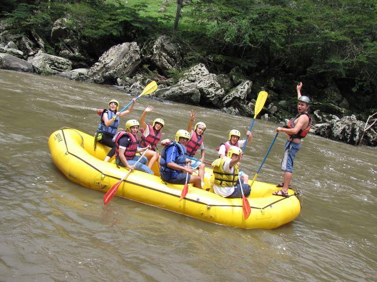 Rafting (Rio Suarez) - San Gil