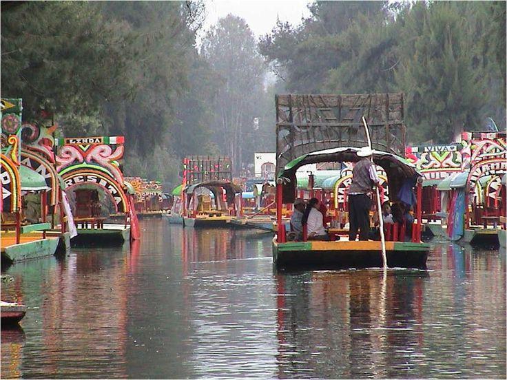Xochimilco,Mexico
