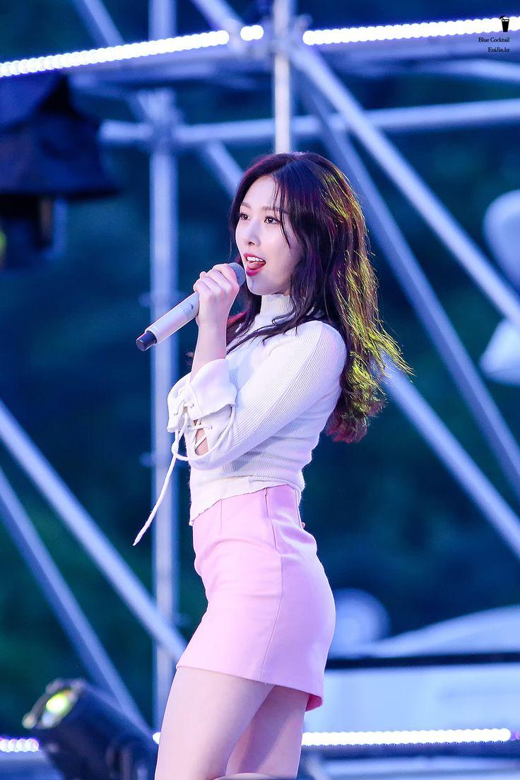 SONAMOO  Euijin (홍의진) ㅡ170602 K-Star Live Power Music