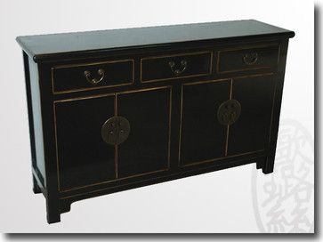 Asian Antique Furniture asian buffets and sideboards