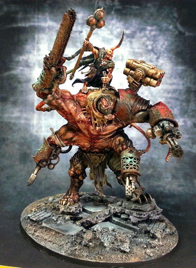 Boneripper 40k #warhammer #boneripper #nurgle
