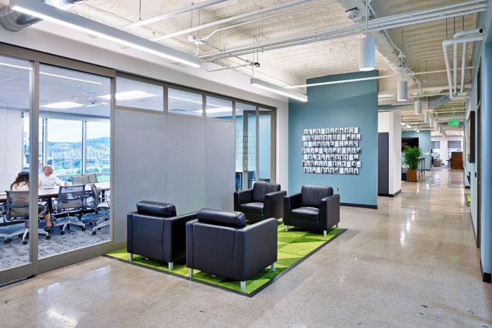 Office Tour Shp Offices Cincinnati Cincinnati Design Open