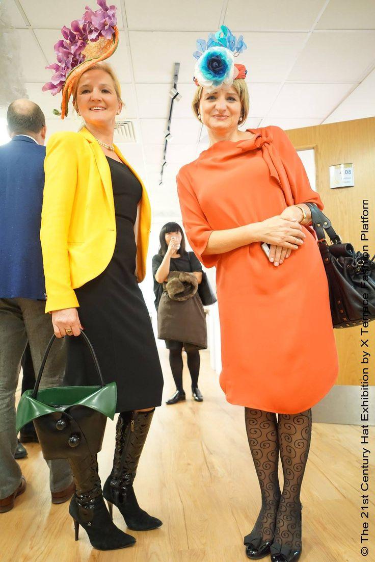 Agata at London Hat Week March 2015