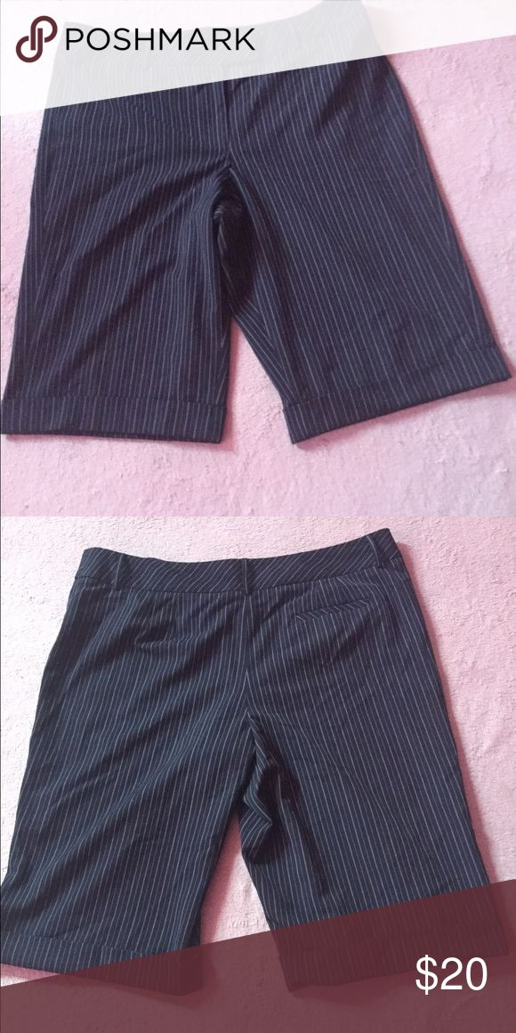 WOMEN'S PLUS SIZE SHORTS.  SIZE 18 Good Condition.  Same Day Shipping VANESSA Shorts