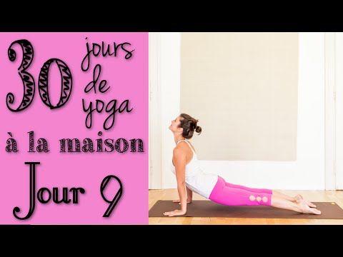 Défi Yoga - Jour 9 - Ouverture du Coeur, Ahimsa - YouTube