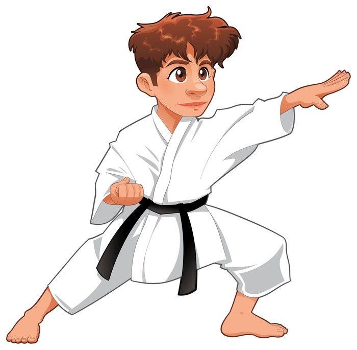 Karate Pinterest Karate Dibujo Karate Karate Kid