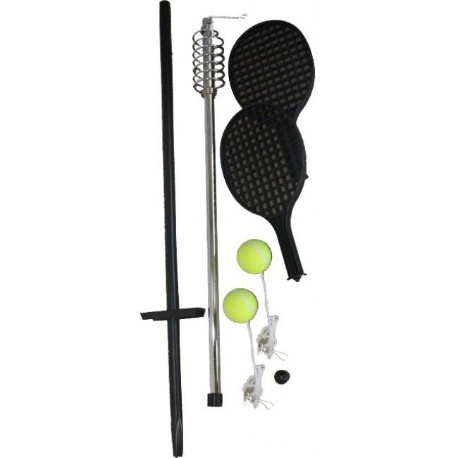 Backyard Games - Backyard Tennis Set #Entropywishlist #pintowin  Something the boys can do together.