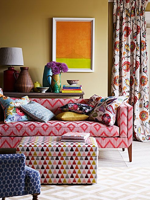 Havana - New Collection Collection - Jane Churchill Fabrics & Wallpapers