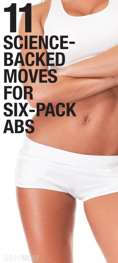 Want a six-pack stomach? Read this.