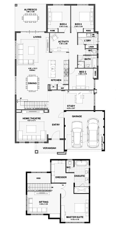 the soto ben trager homes village buildersdisplay homeshouse layoutssmall house plansmy dream housedream house - My Dream House Plan