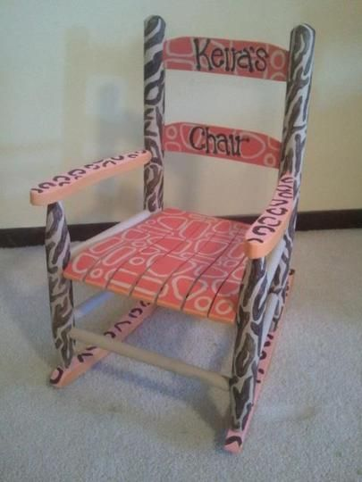 chairs childs rocking chair rocking chairs children s personalized ...