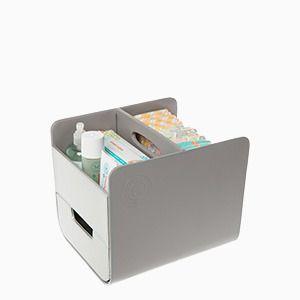 The Honest Company - diaper caddy $60