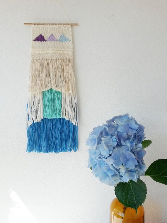 Wall Hangings Etsy 351 best weaving images on pinterest | dreamcatchers, mandalas and