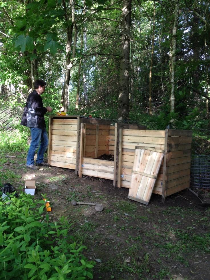 Kompostbygge