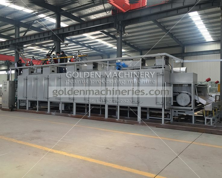 Snacks roasting oven ,Snack Food Dryer Oven,Multilayer Oven and Dryer is mainly used among peanut blanching process line, the main purpose is to remove the humidity efficiently within short time, optimize the texture of peanut kernels to ensure peanut blanching going well. It can also dry all kinds of nuts, grain material, the application covers.