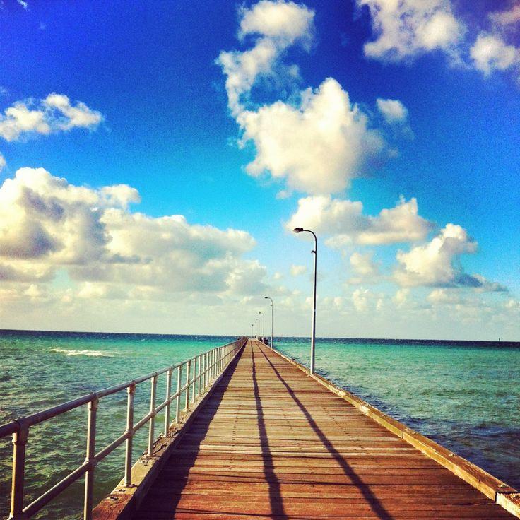 Rosebud Pier, Mornington Peninsula, Victoria, AUSTRALIA