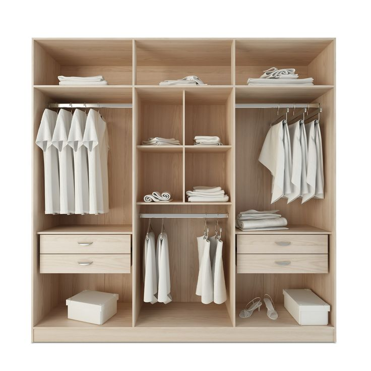 Manhattan Comfort Downtown Armoire | AllModern