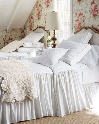 """""""Hampton"""" Bedding by Legacy By Friendly Hearts at Neiman Marcus."""
